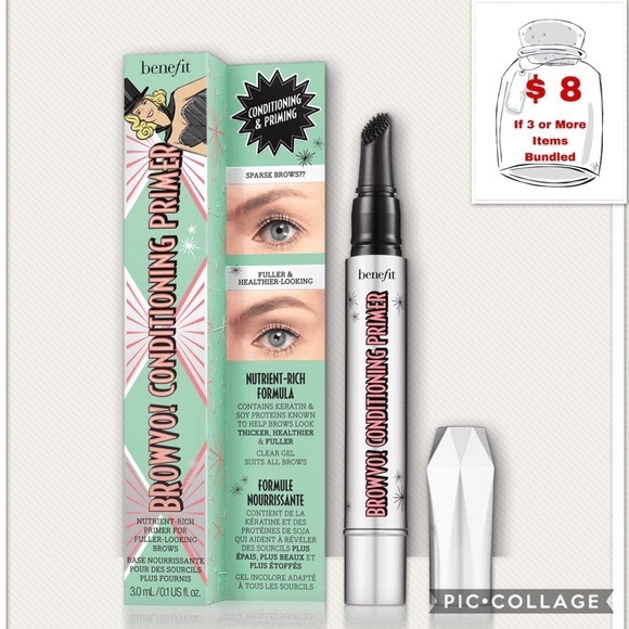 Benefit Other - BENEFIT Browvo ! Conditioning Brow Primer